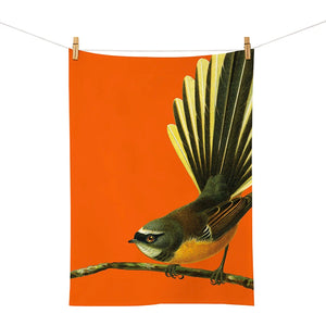 Bright Birds Tea Towel
