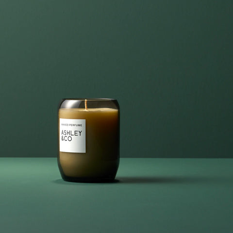 Waxed Perfume Hand-Crafted Candle
