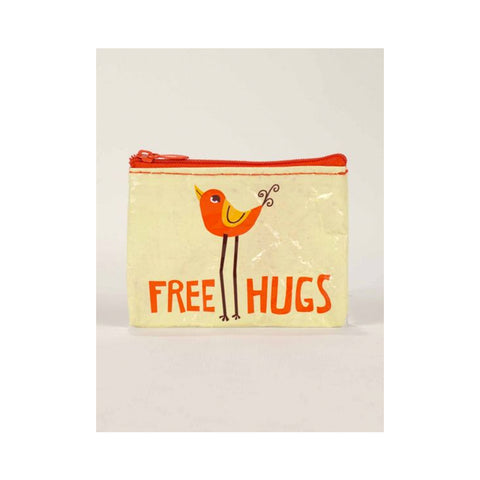 Free Hugs Coin Purse