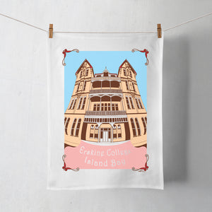 Erskine College Tea Towel