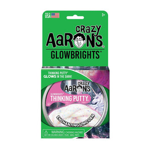 Crazy Aaron's Glow Thinking Putty / Enchanting Unicorn