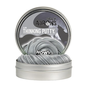 Crazy Aaron's Glow Thinking Putty / Howl