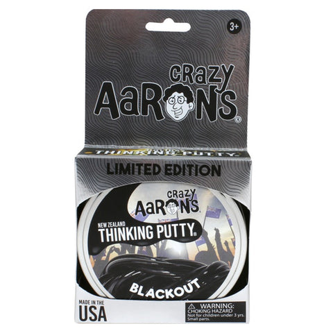Crazy Aaron's New Zealand Putty - Blackout