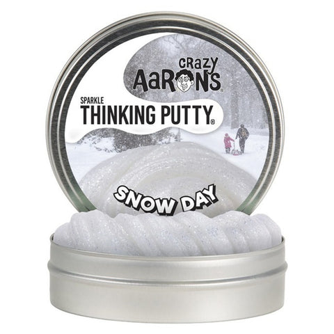Crazy Aaron's Sparkle Thinking Putty
