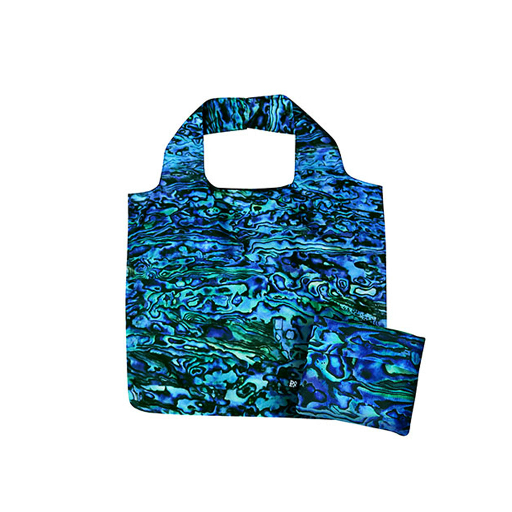 Pure Paua Fold Out Bag