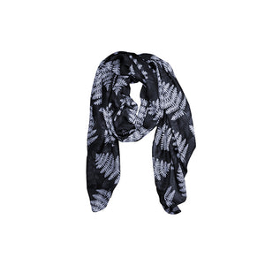 NZ Fern Scarf