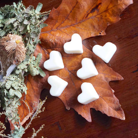 Heart Soy Wax Melts