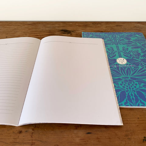 Kereru Sky A4 Notebook