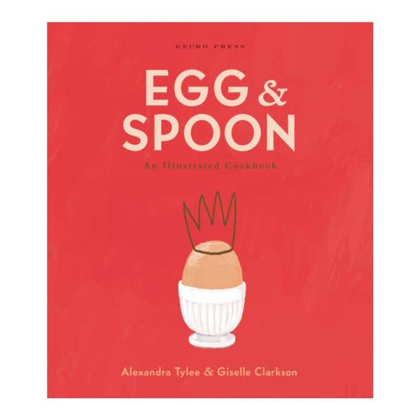 Egg & Spoon Cookbook
