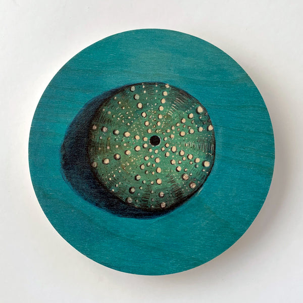 Kina Round Ply Wall Art