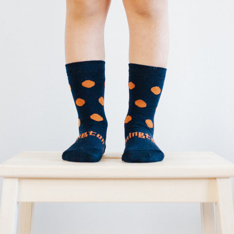 Cannon Merino Crew Toddler Socks