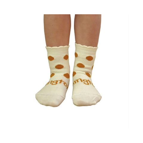 Florence Merino Crew Toddler Socks