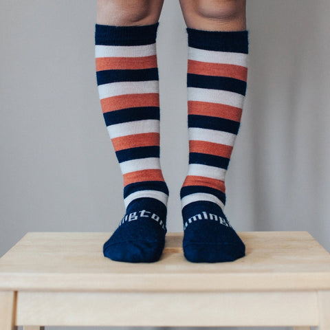 Lane Merino Knee High Child Socks