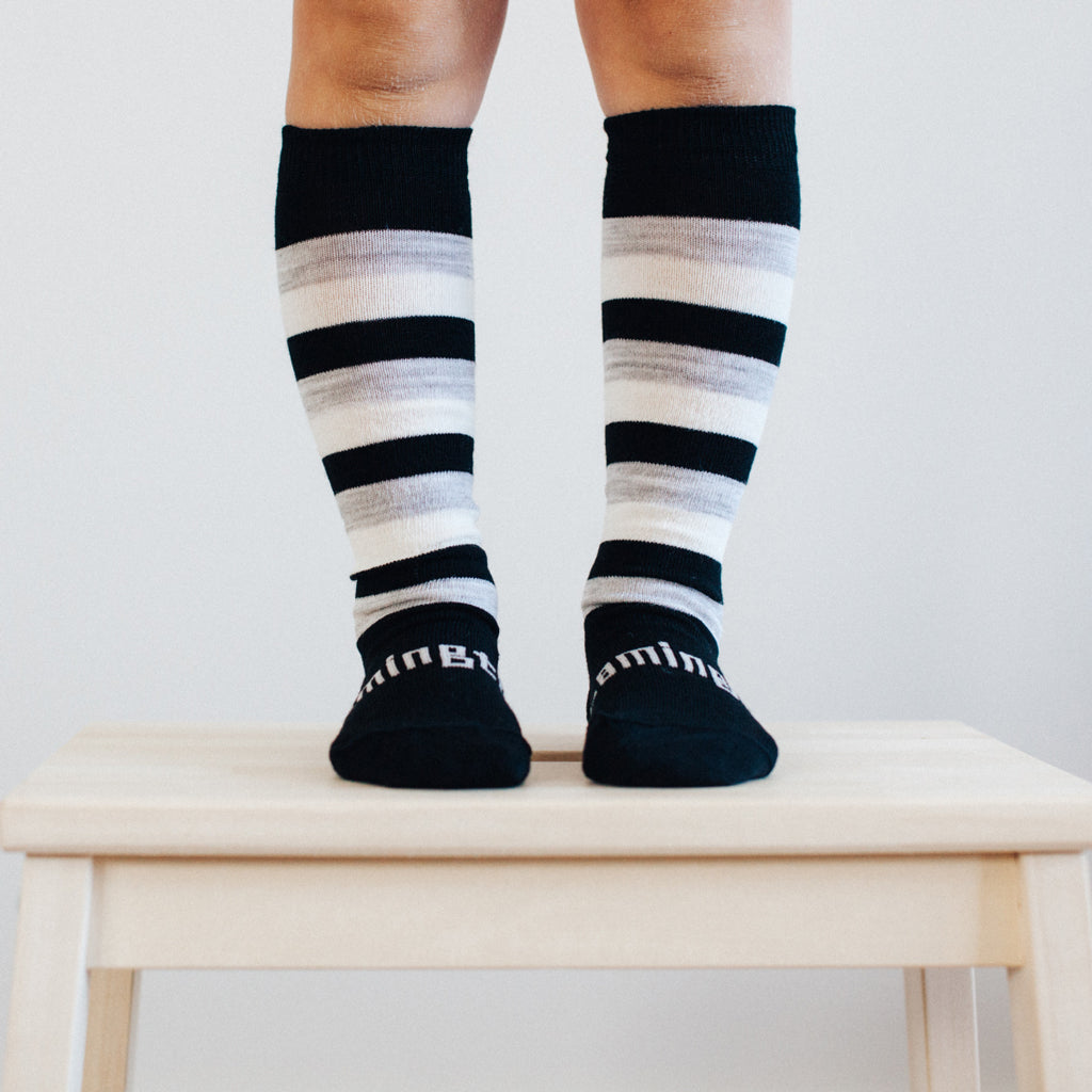 Arthur Merino Knee High Toddler Socks