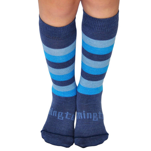 Atlantic Merino Knee High Toddler Socks
