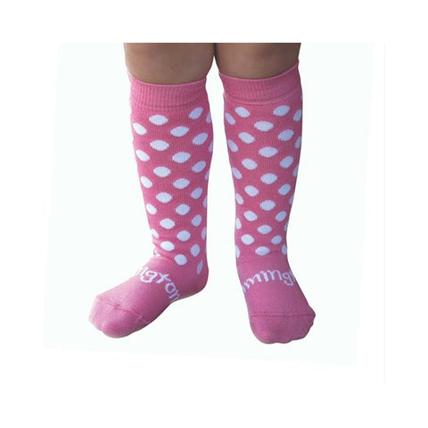 Flossie Merino Knee High Toddler Socks