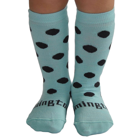 Ice Pop Merino Knee High Toddler Socks