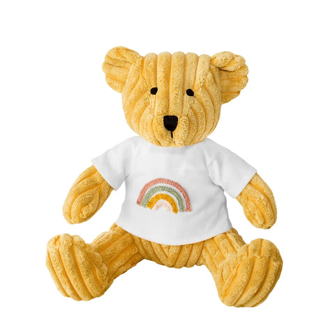 Rainbow Bear - Saffron