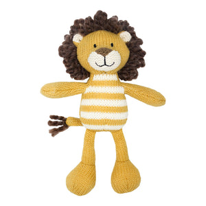 Arthur Stripey Lion Rattle