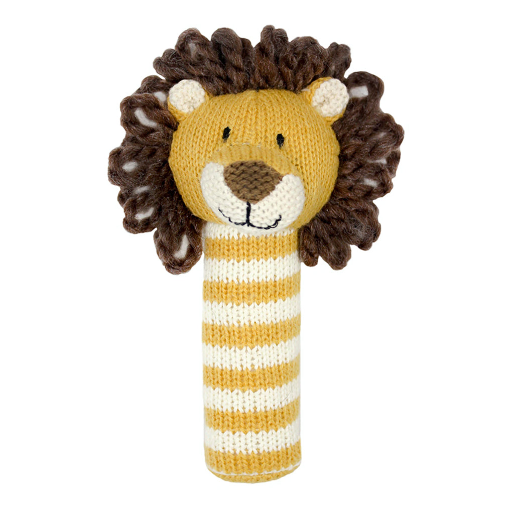 Arthur Stripey Lion Stick Rattle