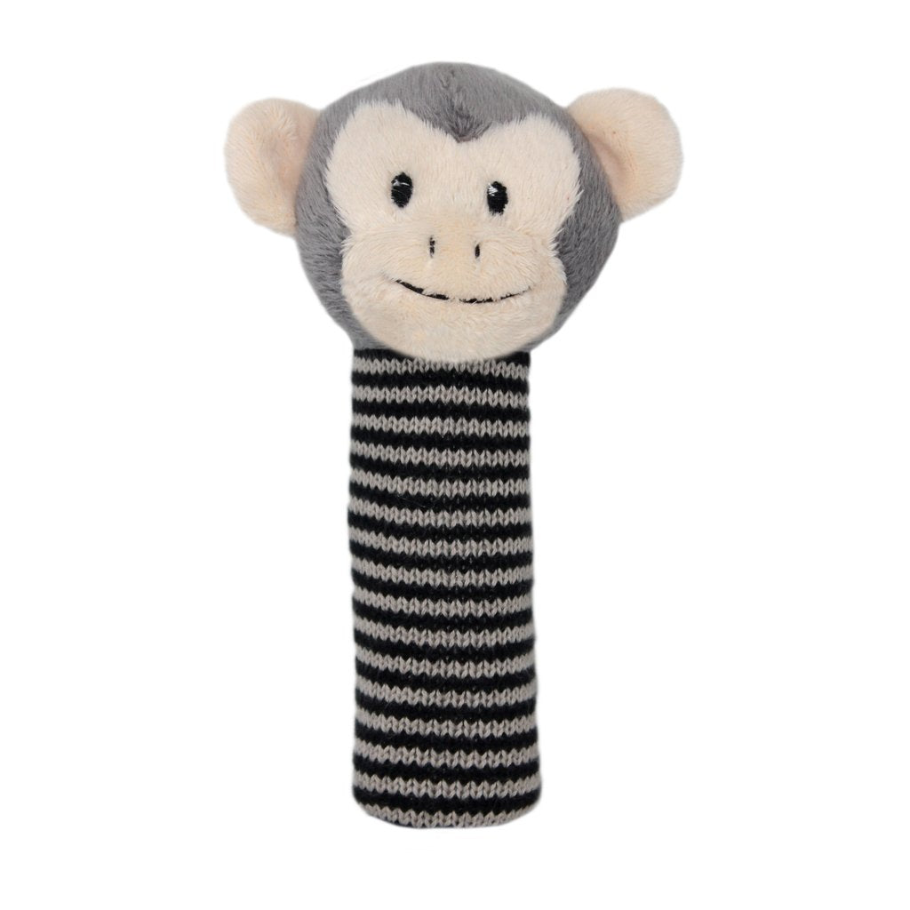 Mateo The Spider Monkey Stick Rattle