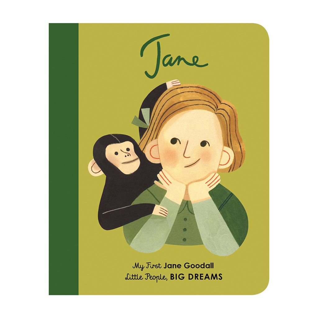 My First Jane Goodall