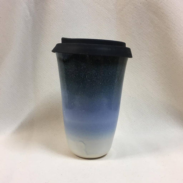 Reusable Coffee Heart Cup Large
