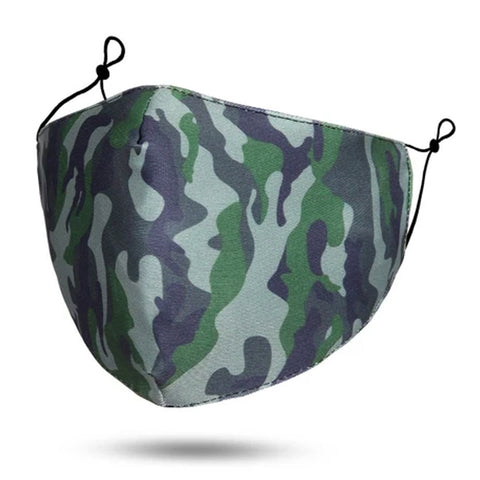 MASKiT Face Mask Camo