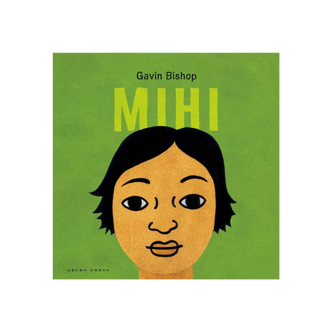 Mihi by Gavin Bishop