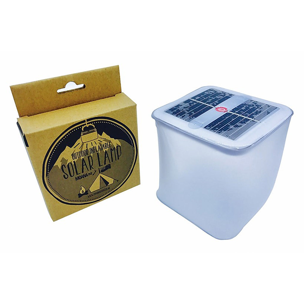 Outdoor Inflatable Solar Lamp
