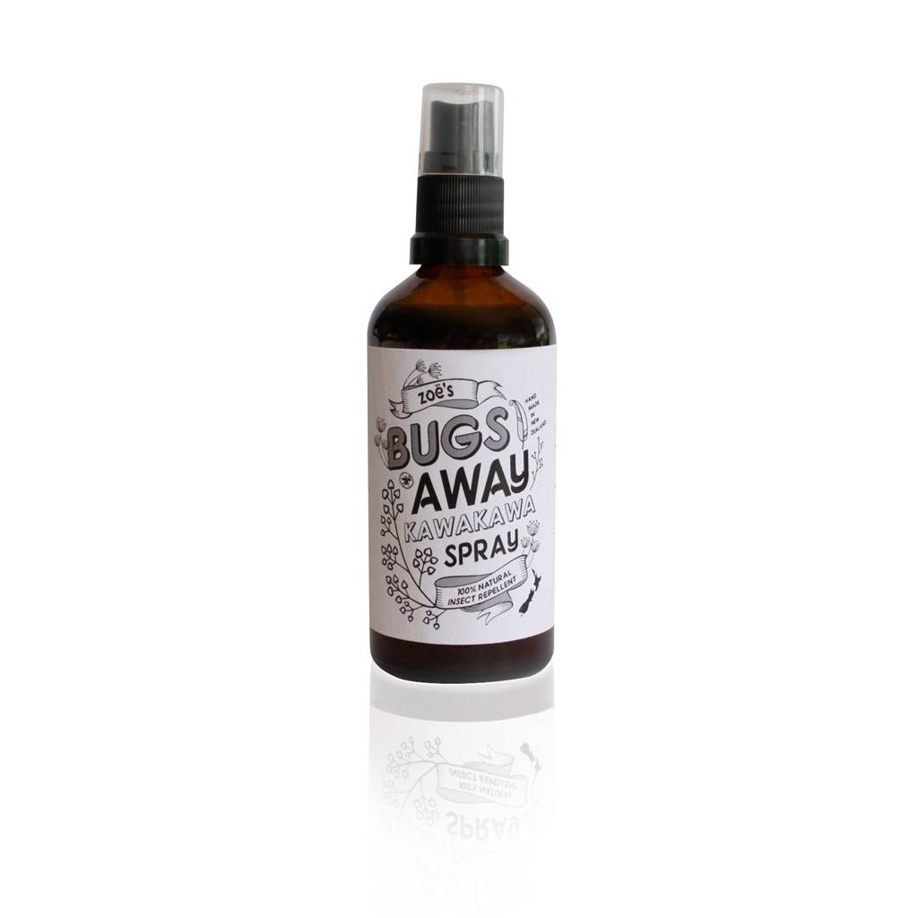 Bugs Away Kawakawa Spray