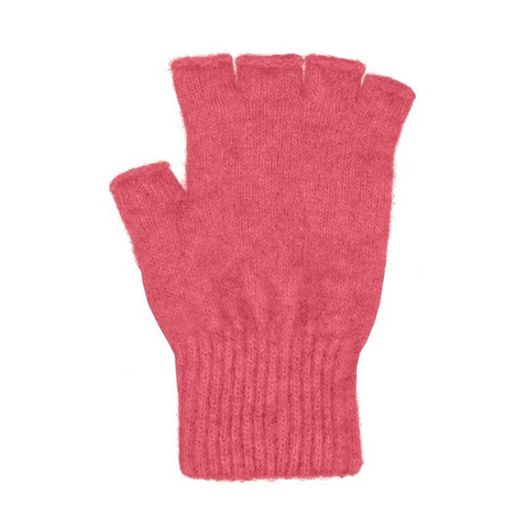 Fingerless Plain Gloves