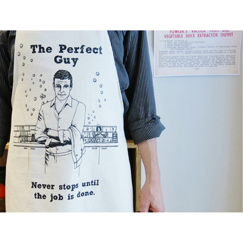 Perfect Guy Apron