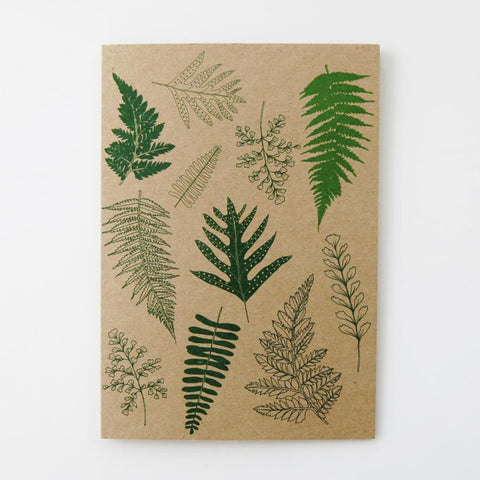 Fern - Greeting Card