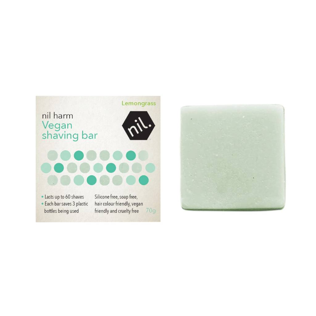 Nil Harm Shaving Bar, Vegan
