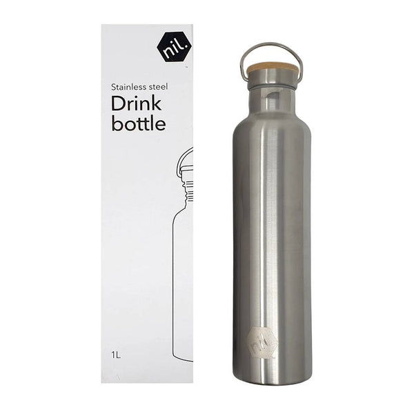 Nil Stainless Steel Drink Bottle