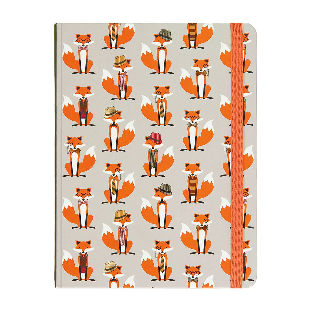 Dapper Foxes Medium Journal
