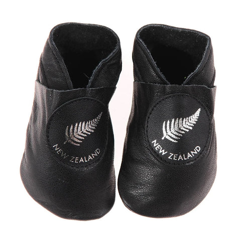 Silver Fern Baby Shoes