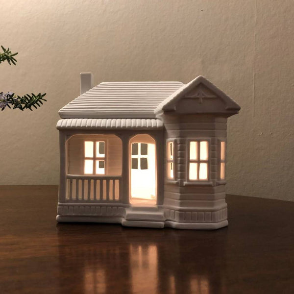 New Zealand Villa Tea Light House