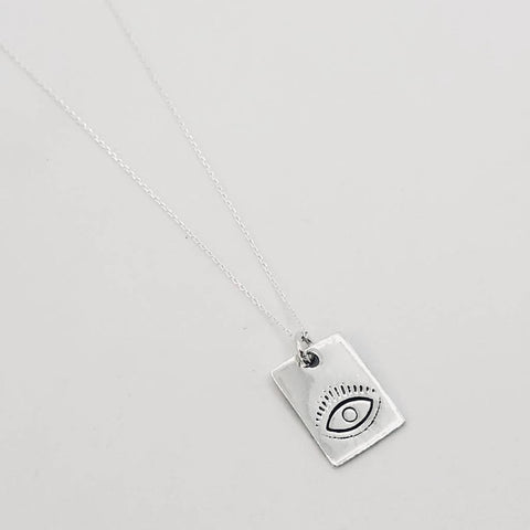 All Seeing Eye Necklace ss