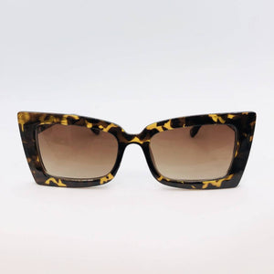 Gigi Tortoise Pointer Sunglasses GL76