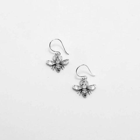 Buzzy Bee Drop Earrings S/S