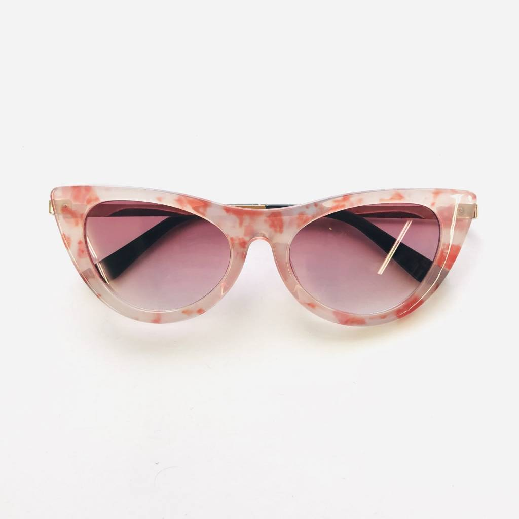 Pink Gold Sunglasses GL91