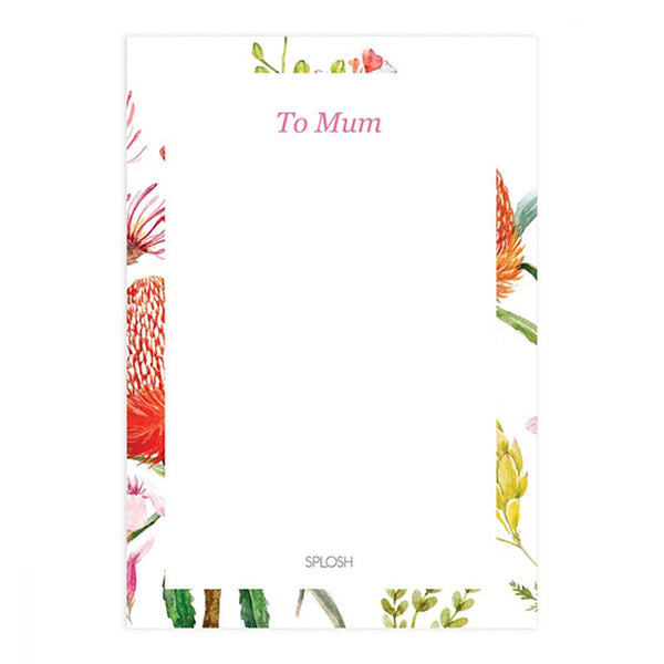 Mum Bath Bomb Gift Card