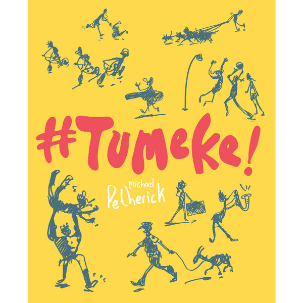 Book cover of #Tumeke!