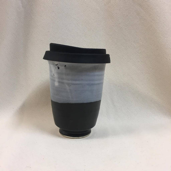 Midnight Ceramic Takeaway Cup