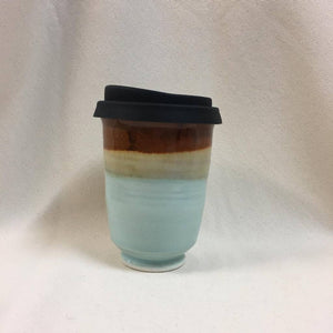 Shelly Beach Ceramic Takeaway Cup