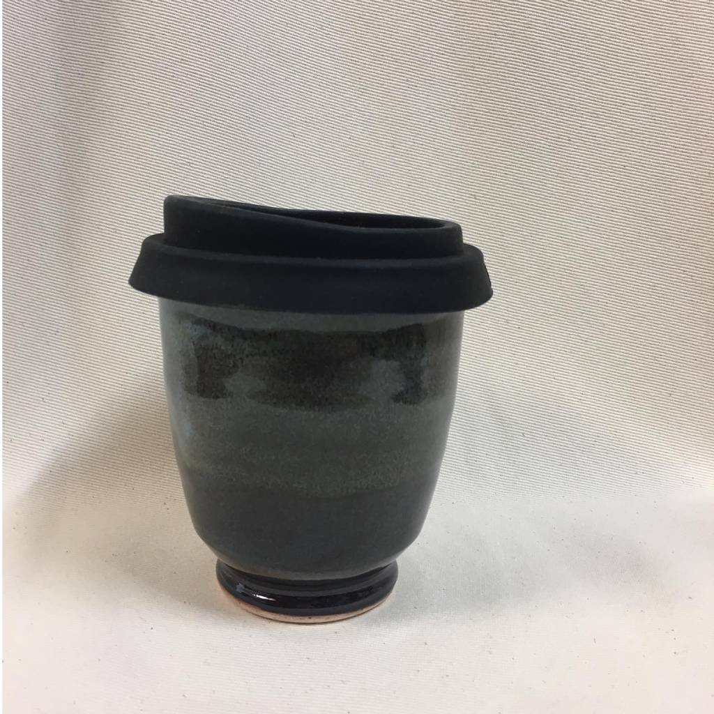 Deep Sea Ceramic Takeaway Cup