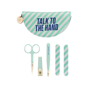 Manicure Kit Talk to the Hand