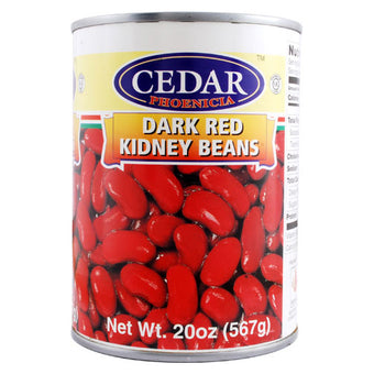 CEDAR DARK RED KIDNEY BEANS